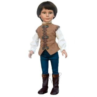 Carpatina Stephan Boy Doll alternate image