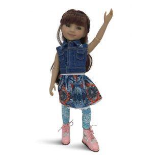 Ruby Red Galleria Fashion Friends Dream Big Bella Doll 36cm