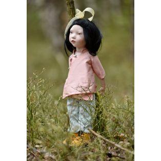 Zwergnase Junior Children of The World Doll 2021 Sakura, 50cm alternate image