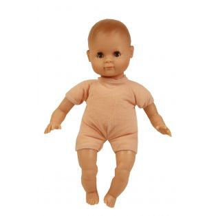 Schildkrot Schlummerle Sleepy Eye Party Baby Girl Doll Blonde Hair 32cm  alternate image