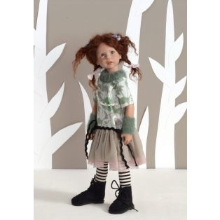 Zwergnase Art Doll 2015, Senta Limited Edition 75, 45cm alternate image