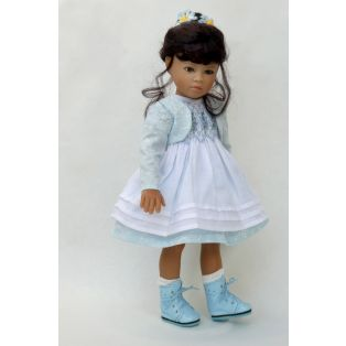 "Heidi Plusczok Sinah 30cm/12"" Doll L/E 5"