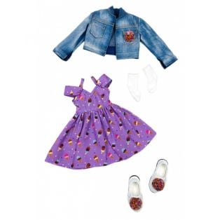 Ruby Red Galleria Fashion Friends Sprinkles On Top Outfit	 36cm
