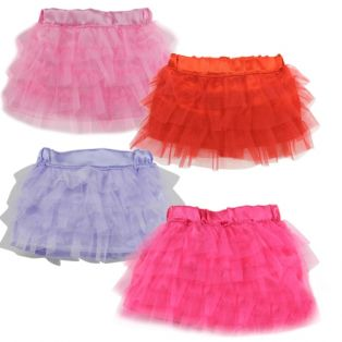 Sophia's Tulle Skirt in 4 Colours 45-50cm