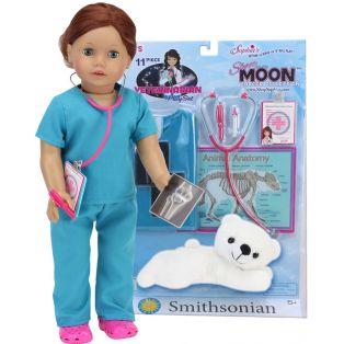 Sophia's Smithsonian - Veterinarian Shoot For The Moon Series Play Set alternate image