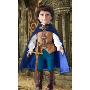 Carpatina Stephan Boy Doll