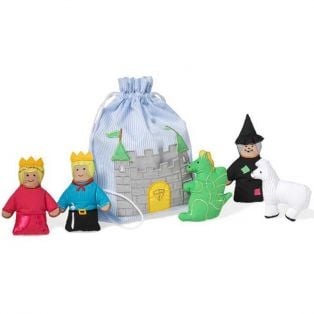 Oskar & Ellen Princess And The Castle Story Bag