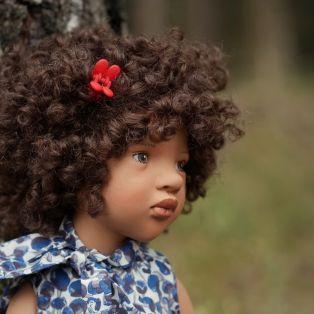 Zwergnase Junior Children of The World Doll 2021 Tamika, 50cm alternate image