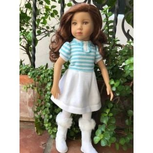 Maru & Friends Mini Pal Icicles In The Snow Outfit 33cm alternate image