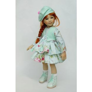 "Heidi Plusczok Tine 30cm/12"" Doll L/E 4"