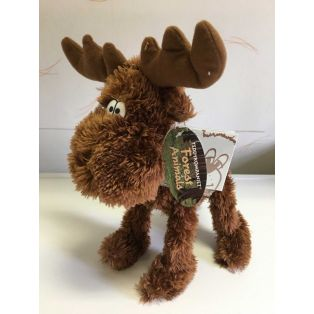 Teddykompaniet Bendable Moose  alternate image