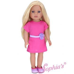 Sophia's 18 Inch Doll Chloe Blonde Hair 46cm