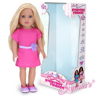 Sophia's 18 Inch Doll Chloe Blonde Hair 46cm alternate image