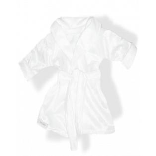 WeGirls White Dressing Gown alternate image