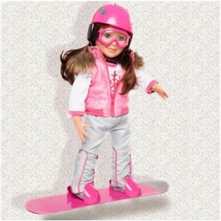 WeGirls Snowboard Outfit alternate image
