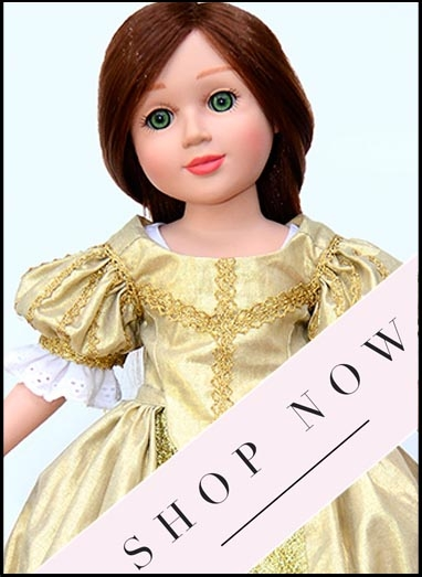 Carpatina Emma doll