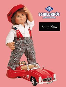 Schildkrot Wichtel dolls
