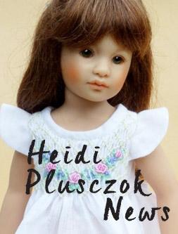 Heidi Plusczok dolls