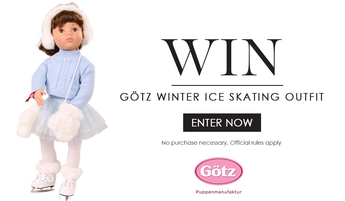 Gotz Doll Accessories Competition