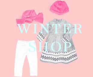 Dolls clothes winter shop