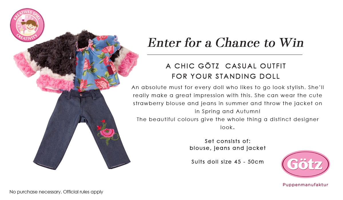 Gotz Casual Clothing Competition