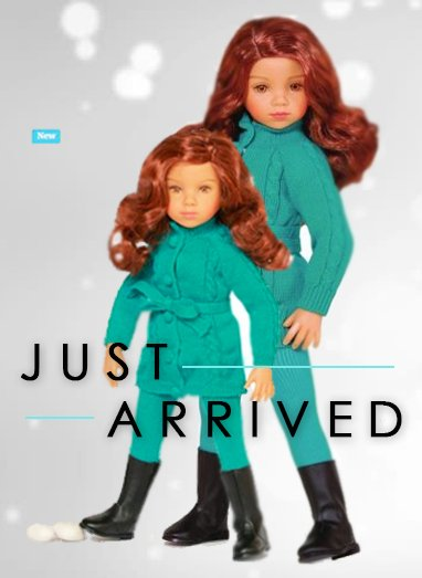 Just arrived Mini Maru dolls Dianna Effner