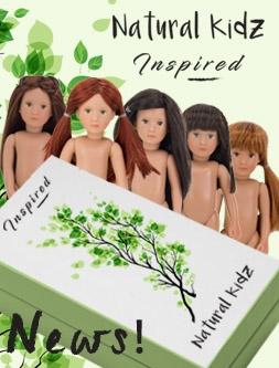 Natural Kidz Sonja Hartmann mini dolls