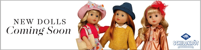 New Schildkrot Lisa Frieske dolls
