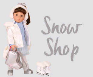 sNOW SHOP FOR DOLLS SKI WEAR