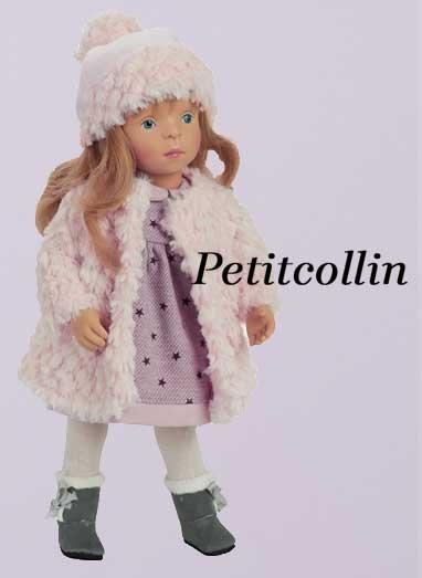 Petitcollin Sylvia Natterer Dolls Eline